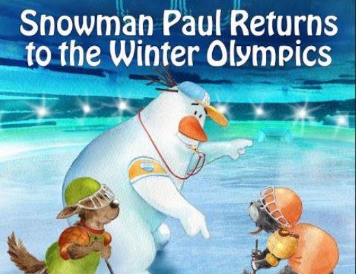 Snowman Paul Returns to the Winter Olympics – Yossi Lapid
