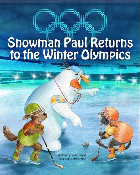 "Alt=""snowman paul"""