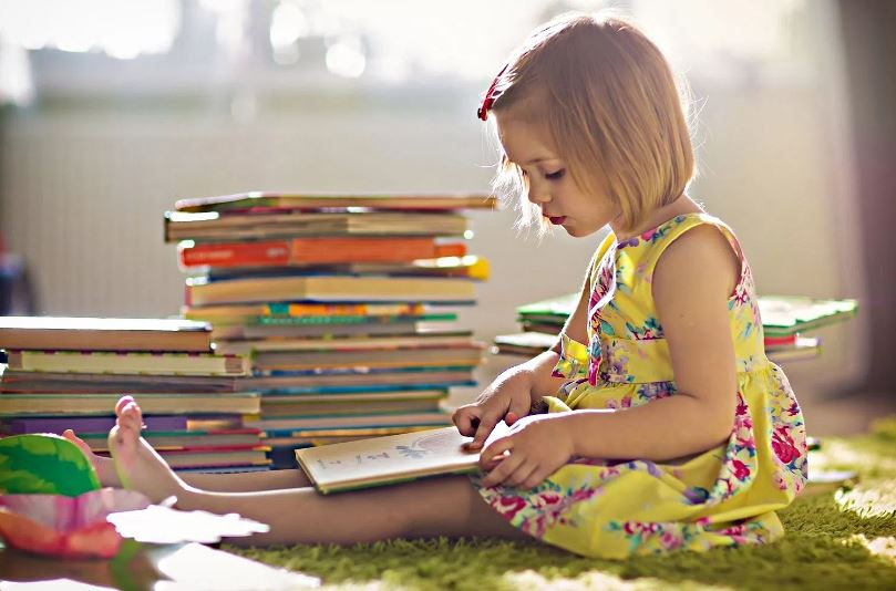 """Alt=""""Using Picture Books to Help Your Children to Read'"""
