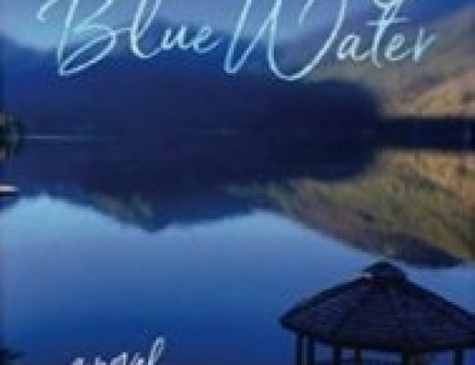 Painting Blue Water by Leigh Fossan – Book Review