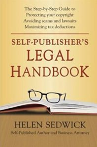 "Alt-""self publisher's legal handbook"""
